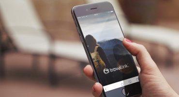 Travellink-appen har landet