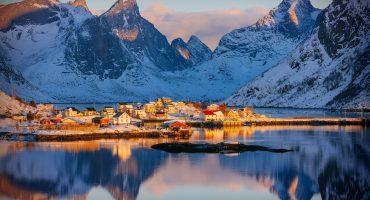 Populære feriemål i Skandinavia