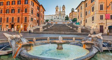 Ti grunner til å elske Roma
