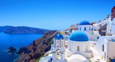 Hellas' åtte vakreste øyer
