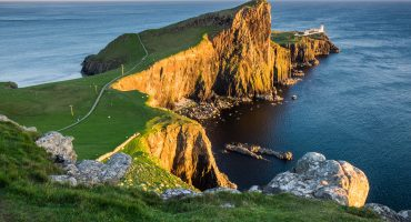 Fem ubeskrivelige vakre steder i Europa