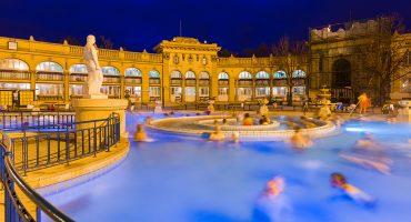 Budapest – raskt i ferd med å bli en weekendfavoritt