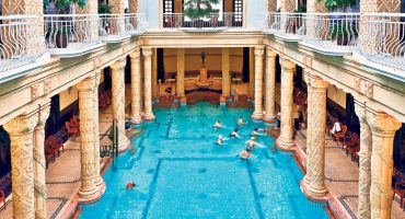 Luksus og rimelige priser i Budapest