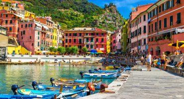 Forelsk deg i Cinque Terre
