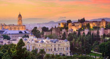 Opplev hele Málaga på to hjul