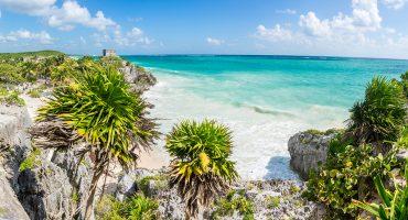 Tre paradis i Mexico