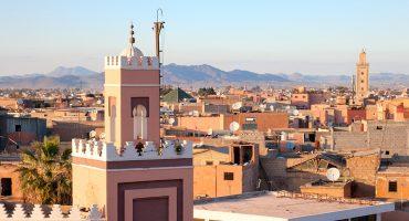 Tre oaser i Marokko