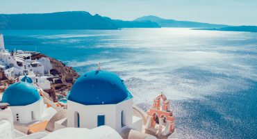 Båtloffing i det greske øyriket