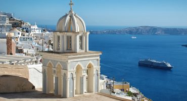 Cruise rundt i Middelhavet