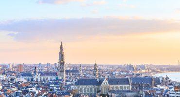 Oppdag Berlin og Antwerpen i høst