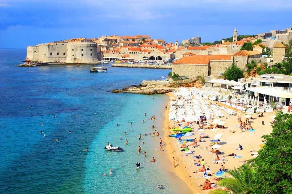 shutterstock_470494046 Banje, Dubrovnik