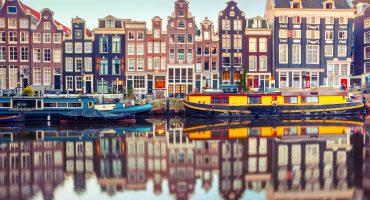 Reiseguide til Amsterdam